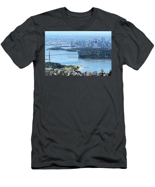 Coal Harbour Men's T-Shirt (Slim Fit) by Victor K