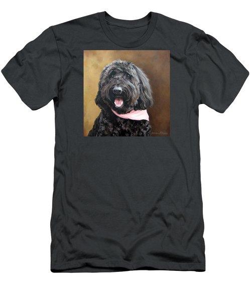 Coal Men's T-Shirt (Slim Fit) by Sandra Chase