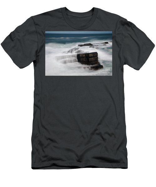 Coastal Dreams 1 Men's T-Shirt (Athletic Fit)