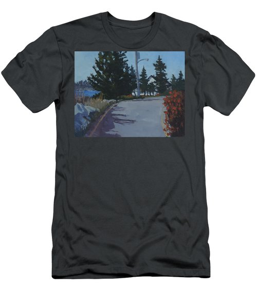 Coastal Road Men's T-Shirt (Athletic Fit)