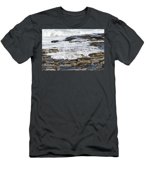 Coastal Washout Men's T-Shirt (Athletic Fit)