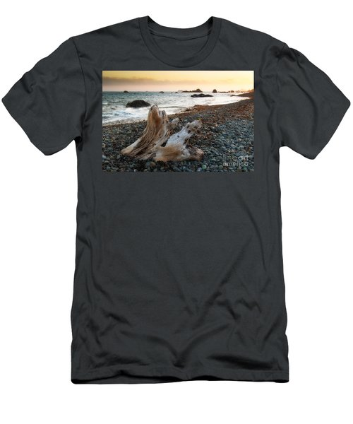 Coastline Men's T-Shirt (Athletic Fit)