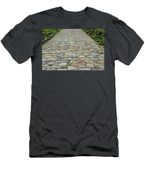 Cobbled Causeway Men's T-Shirt (Athletic Fit)