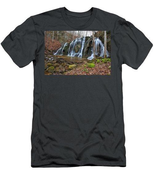 Cobweb Falls Men's T-Shirt (Athletic Fit)