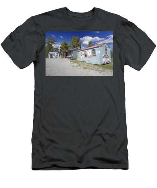 Cockspur Farm Men's T-Shirt (Slim Fit) by Ricky Dean