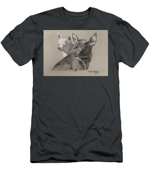 Coco And Rudy Men's T-Shirt (Athletic Fit)