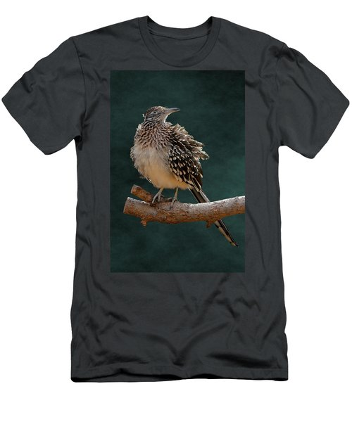 Cocoa Puffed Cuckoo Men's T-Shirt (Athletic Fit)