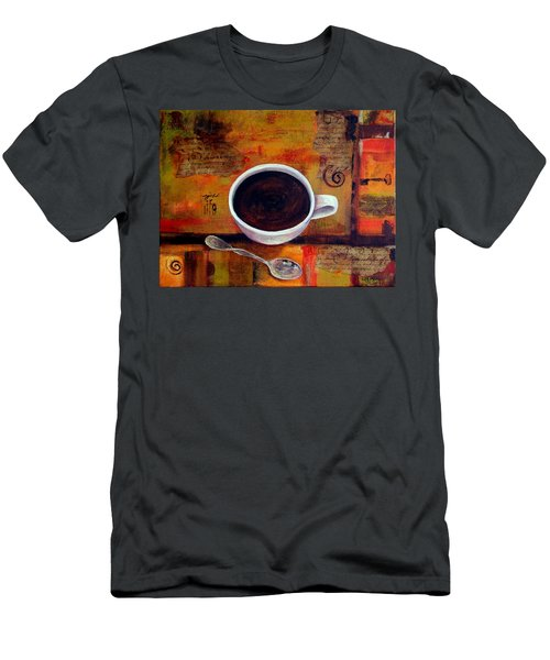 Coffee I Men's T-Shirt (Athletic Fit)