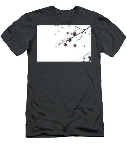 Cold And Pointy Men's T-Shirt (Slim Fit) by Wade Brooks