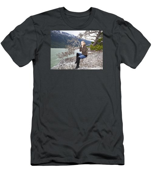 Cold Summer Men's T-Shirt (Athletic Fit)