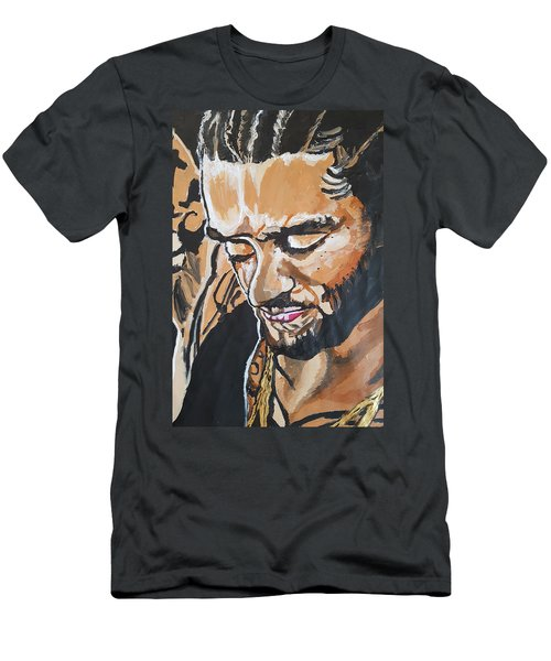 Colin Kaepernick Men's T-Shirt (Athletic Fit)