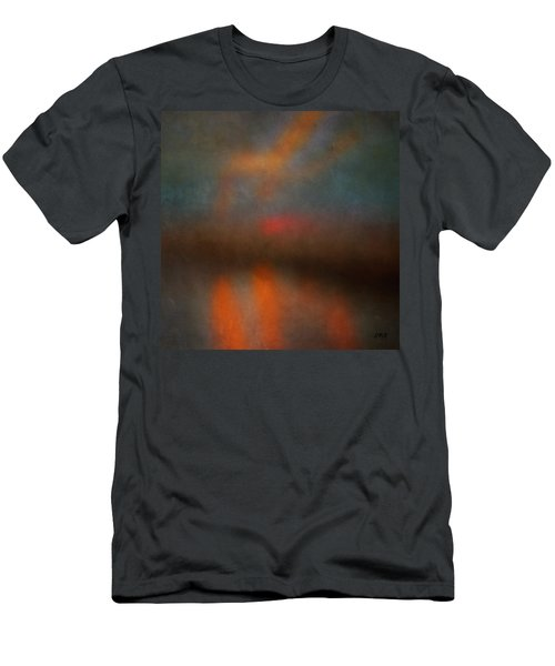 Color Abstraction Xxv Men's T-Shirt (Slim Fit) by David Gordon