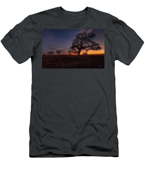Color Change At First Light Men's T-Shirt (Athletic Fit)