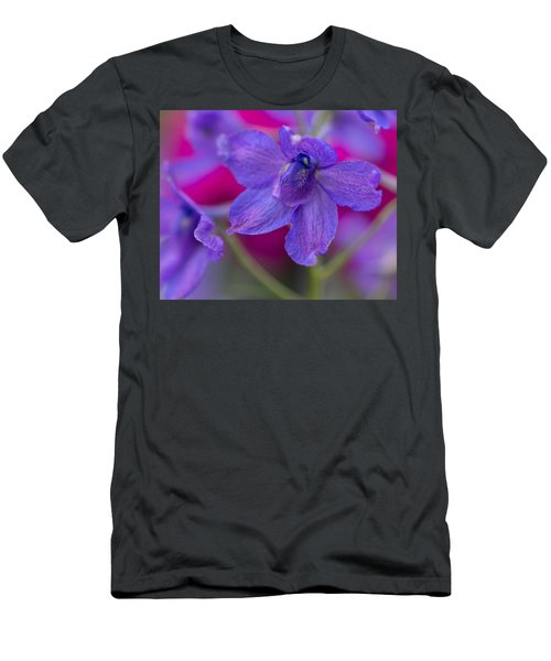 Men's T-Shirt (Athletic Fit) featuring the photograph Color Me Spring by Julie Andel