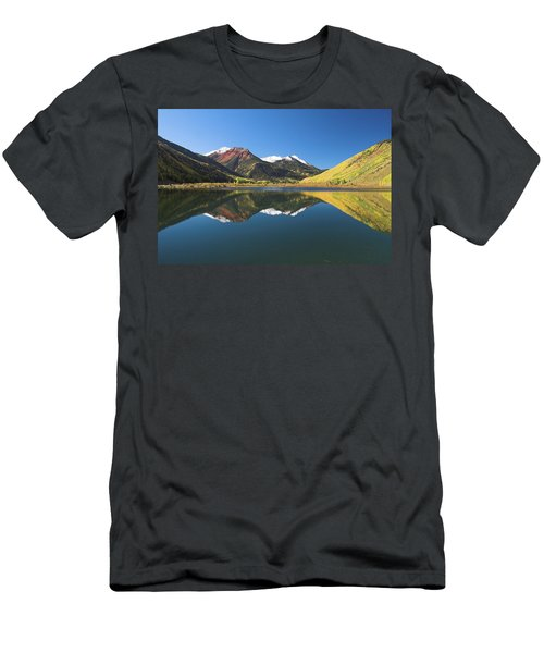 Colorado Reflections Men's T-Shirt (Athletic Fit)