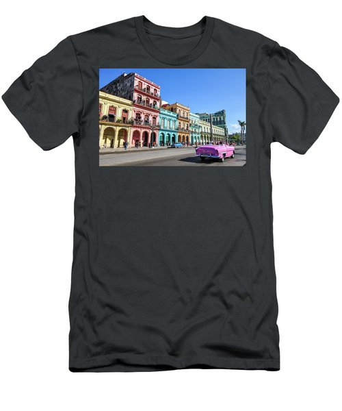 Colorful Havana Men's T-Shirt (Athletic Fit)