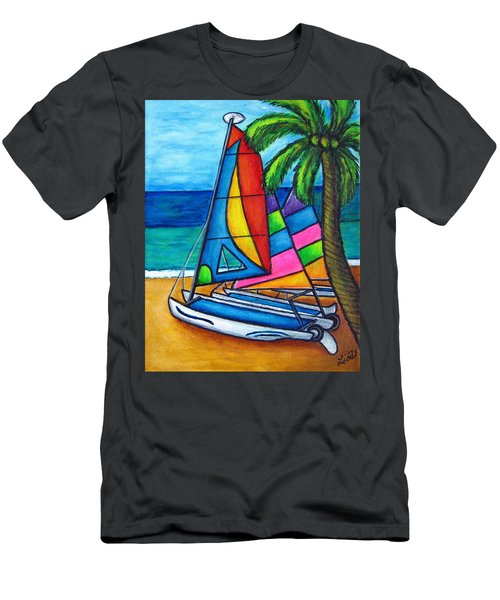 Colourful Hobby Men's T-Shirt (Athletic Fit)
