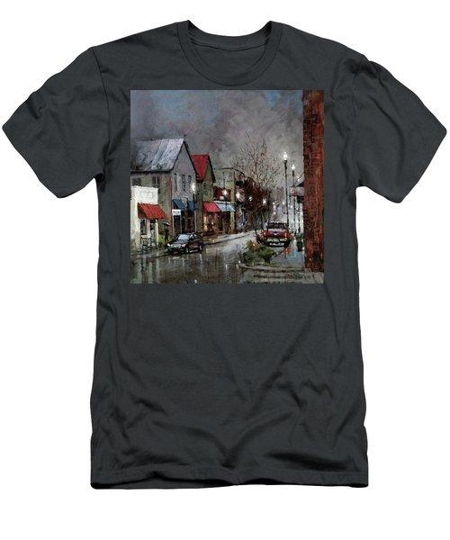 Columbia Rain Men's T-Shirt (Athletic Fit)