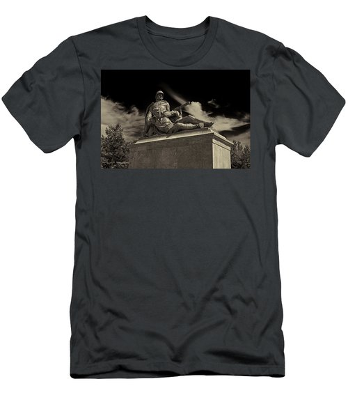 Come With Me If You Want To Live Men's T-Shirt (Athletic Fit)