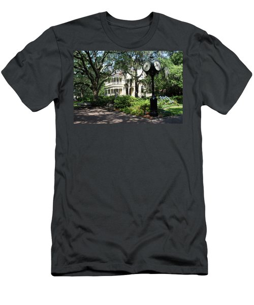 Comfort Zone Men's T-Shirt (Slim Fit) by Ed Waldrop