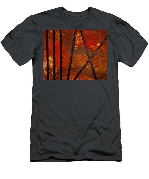 Coming Apart Men's T-Shirt (Athletic Fit)