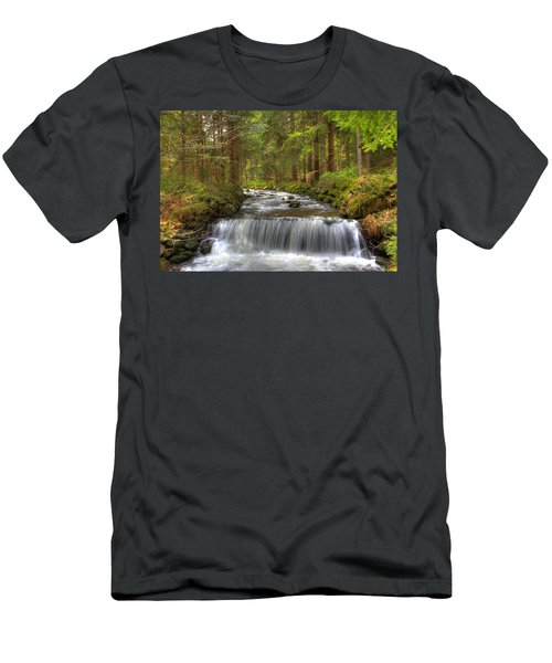 Coming Around The Bend Men's T-Shirt (Athletic Fit)
