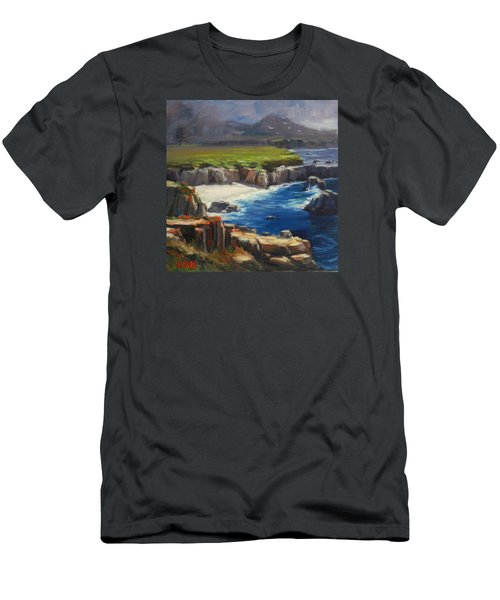 Coming Storm Men's T-Shirt (Athletic Fit)