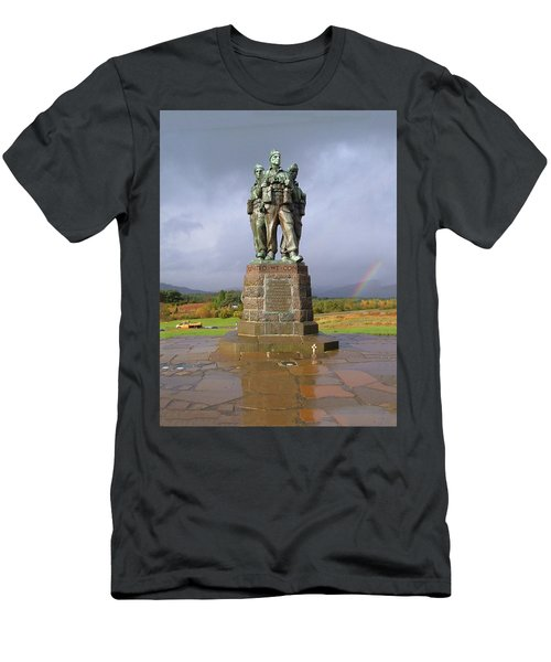 Commando Memorial Men's T-Shirt (Athletic Fit)
