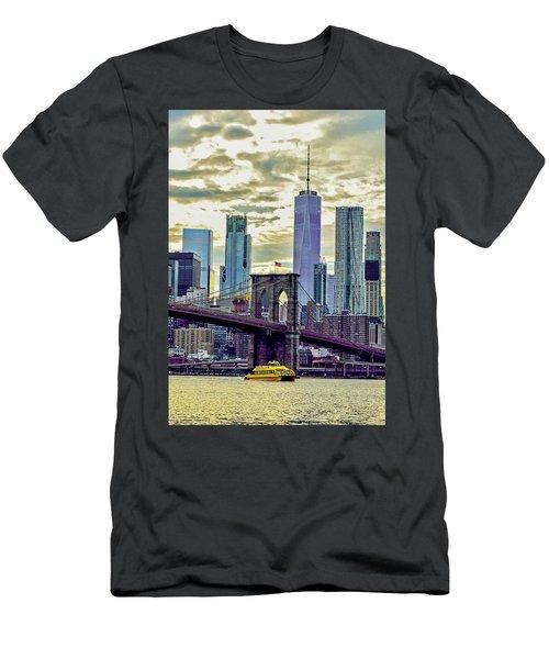 Commuting Men's T-Shirt (Athletic Fit)