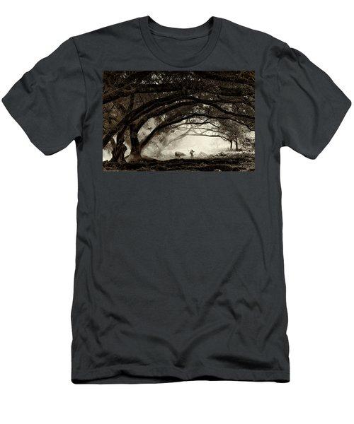 Companionship Men's T-Shirt (Athletic Fit)