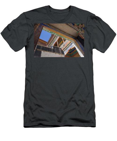 Composition 1, Thiksey, 2005 Men's T-Shirt (Athletic Fit)