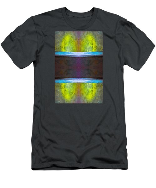 Concrete N71v1 Men's T-Shirt (Slim Fit) by Raymond Kunst