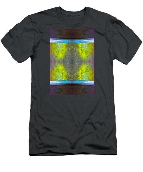 Concrete N71v2 Men's T-Shirt (Slim Fit) by Raymond Kunst