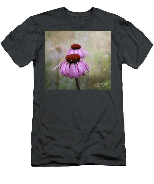 Coneflower Dream Men's T-Shirt (Athletic Fit)