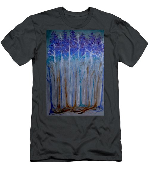 Connected Men's T-Shirt (Athletic Fit)