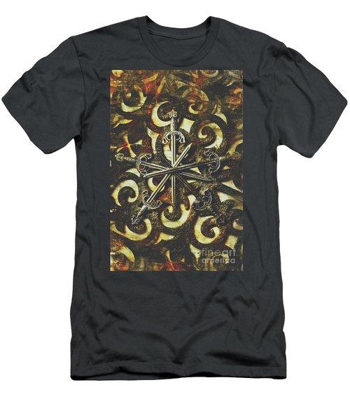 Conspirators Of The Crown Men's T-Shirt (Athletic Fit)