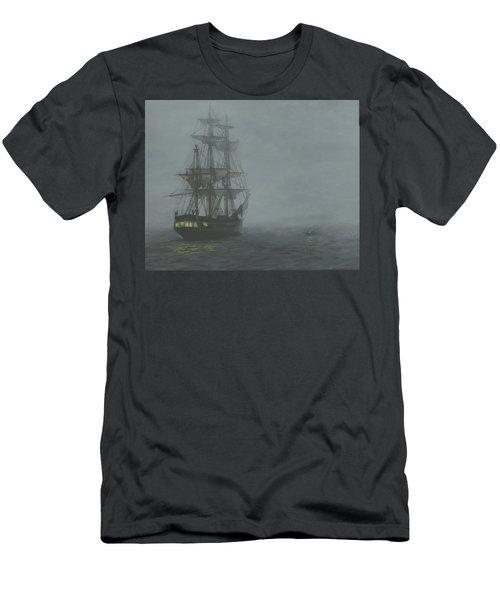 Contemplation Of Power Men's T-Shirt (Athletic Fit)