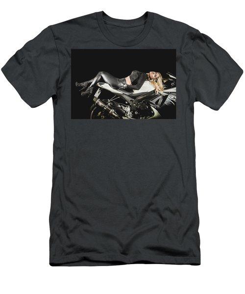 Contours Men's T-Shirt (Athletic Fit)