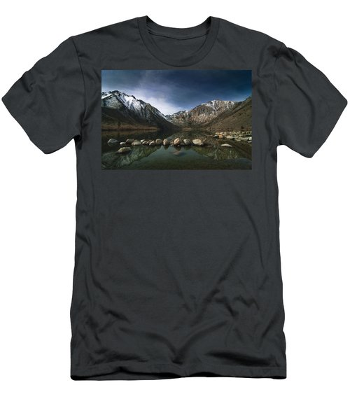 Convict Lake Men's T-Shirt (Athletic Fit)