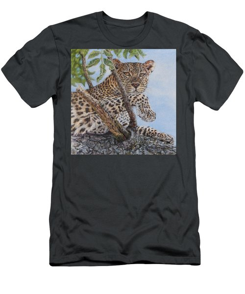 Cool Cat Men's T-Shirt (Athletic Fit)