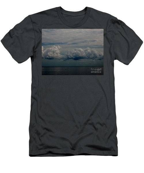 Cool Clouds Men's T-Shirt (Athletic Fit)