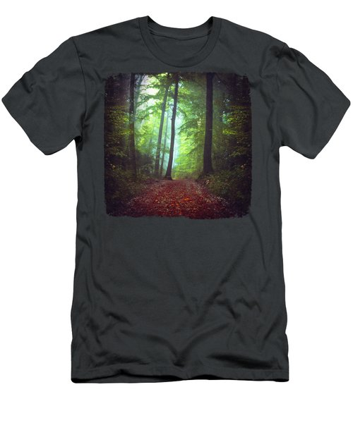 Cool Forest Men's T-Shirt (Athletic Fit)