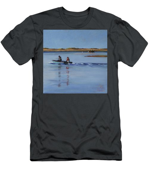 Cool Morning Men's T-Shirt (Athletic Fit)