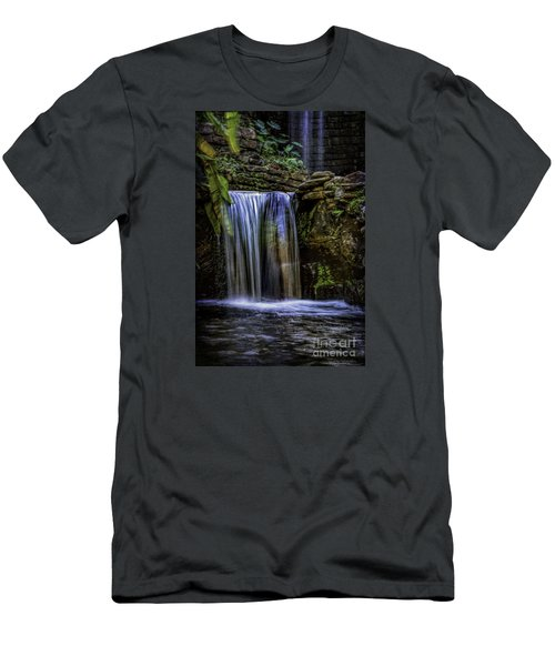 Cool Water Men's T-Shirt (Slim Fit) by Ken Frischkorn