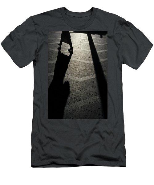 Copenhagen Lady Men's T-Shirt (Slim Fit) by KG Thienemann