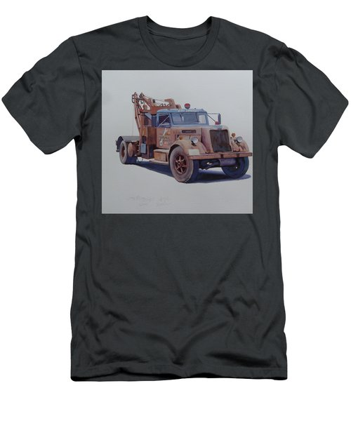 Corbyn Wrecker. Men's T-Shirt (Slim Fit) by Mike  Jeffries