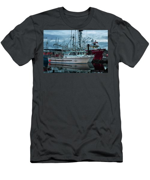 Men's T-Shirt (Slim Fit) featuring the photograph Cork To Cork by Randy Hall