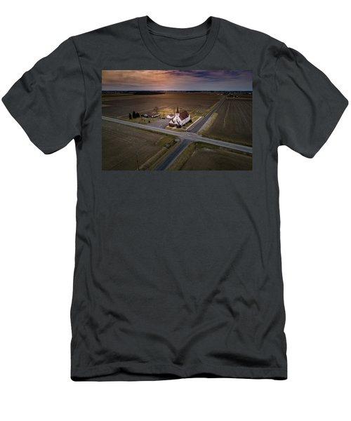 Corner Church Men's T-Shirt (Athletic Fit)