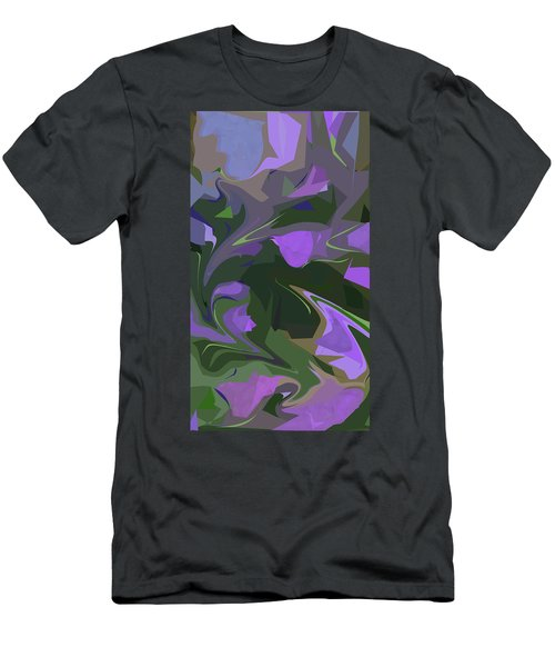 Corner Flower Shop  Men's T-Shirt (Athletic Fit)