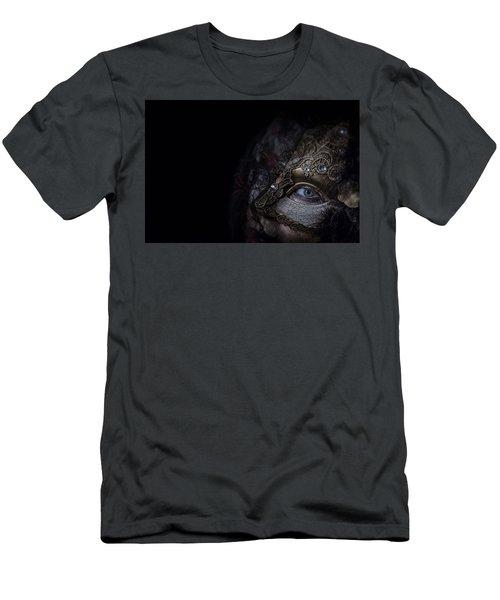 Corner Of My Eye Men's T-Shirt (Athletic Fit)